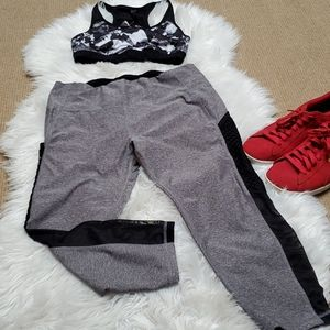 RBX Size XL  Workout Capri Pants. EUC